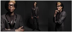 Wiz Khalifa for Forbes Magazine